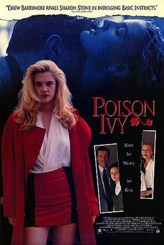 Poison Ivy (1992 film) - Theatrical release poster