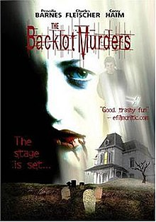 Poster of the movie The Backlot Murders.jpg