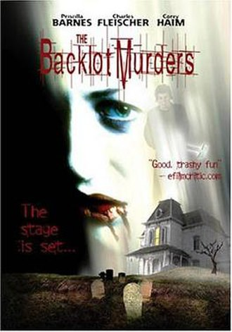 The Backlot Murders - Image: Poster of the movie The Backlot Murders