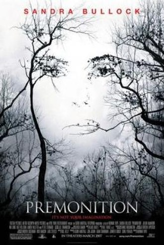 Premonition (2007 film) - Theatrical release poster