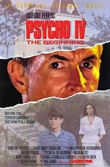 <i>Psycho IV: The Beginning</i> 1990 American horror film by Mick Garris