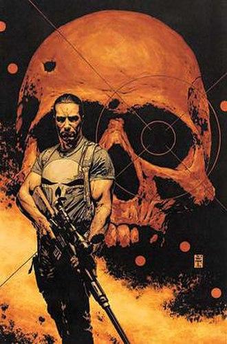 The Punisher (2000 series) - Image: Punisher (vol. 4) 1