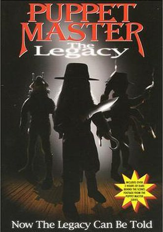 Puppet Master: The Legacy - DVD cover