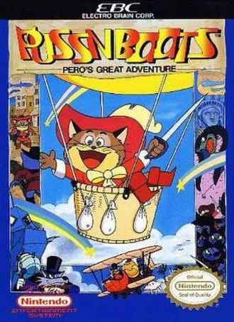 Puss 'n Boots: Pero's Great Adventure - Puss 'n Boots: Pero's Great Adventure