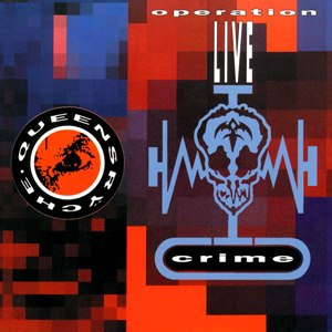 Operation: Livecrime - Image: Queensryche Operation Livecrime cover