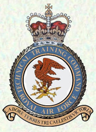 RAF Technical Training Command - RAF Technical Training Command badge