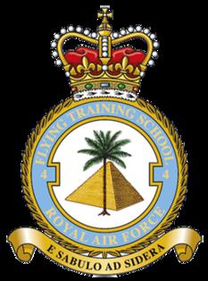 No. 4 Flying Training School RAF