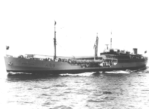 RFA Brown Ranger (A169) - Brown Ranger (A169)