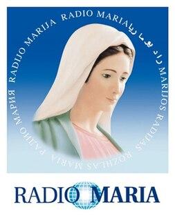 Radio Maria Catholic radio station