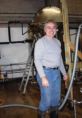 Weltons Brewery - Ray Welton of Weltons Brewery