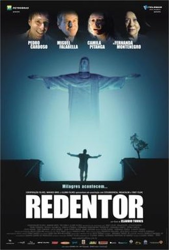 Redeemer (2004 film) - Theatrical poster