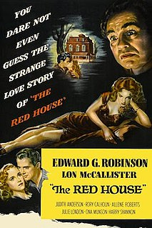 <i>The Red House</i> (film) 1947 film directed by Delmer Daves