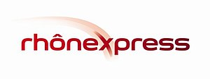 Rhônexpress - Image: Rhonexpresslogo