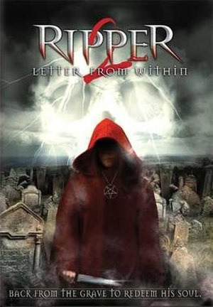 Ripper 2: Letter from Within - Image: Ripper 2withincover