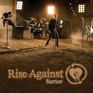 Savior (Rise Against song) - Image: Rise Against Savior (Single) Cover