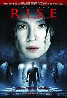 <i>Rise: Blood Hunter</i> 2007 American film