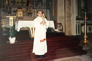 Robert J. Fox American priest
