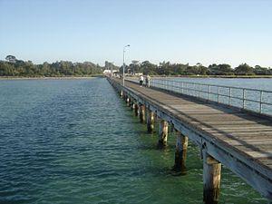 Rosebud, Victoria - Rosebud Pier