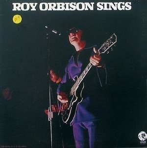 Roy Orbison Sings - Image: Roy Orbison Sings