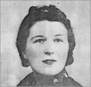 "Ruth Adam - Ruth Adam, from her 1937 ""War on Saturday Week"""