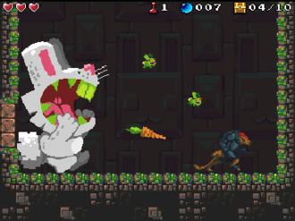 Rytlock's Critter Rampage - Image: Rytlock Boss