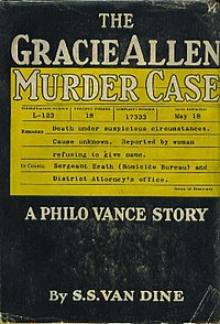 The Gracie Allen Murder Case movie