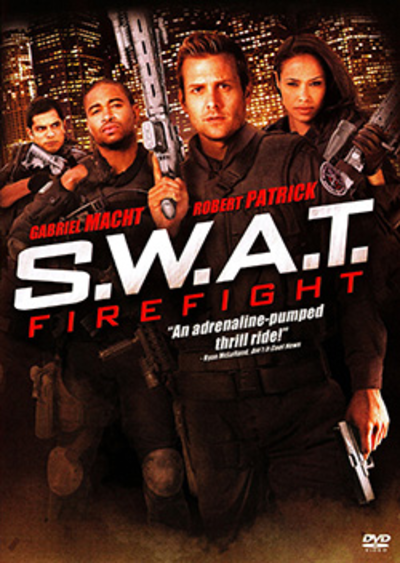 Picture of a movie: S.W.A.T.: Firefight