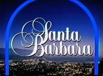 Santa Barbara (TV series) - Image: Santabarbaratitle