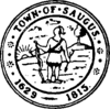 Official seal of Saugus, Massachusetts