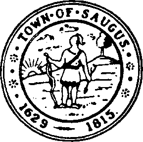 Official seal of Saugus, Massachusetts