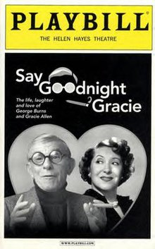 Say Goodnight To The Folks Gracie