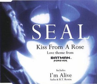 Kiss from a Rose - Image: Seal Kiss From A Rose 2