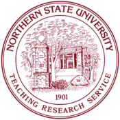 Seal of Northern State University.png