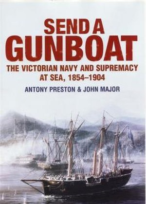 Send a Gunboat - Front Cover