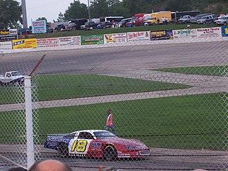Slinger Speedway - Image: Slinger Limited Late Model