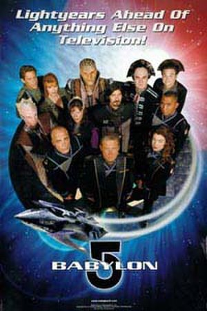 Babylon 5 - Season 4 poster