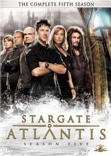<i>Stargate Atlantis</i> (season 5) season of television series