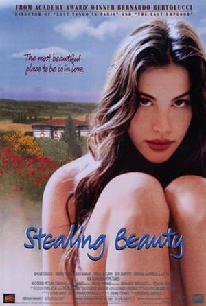 Stealing Beauty - Theatrical release poster