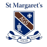St Margarets School crest. Source: www.stmarg.qld.edu.au (St Margaret's website)