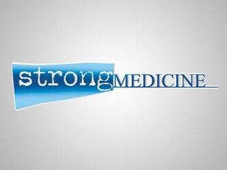 Strong Medicine - Image: Strong Medicine logo