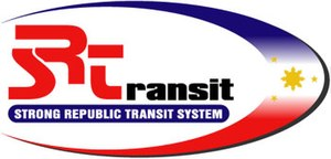 Strong Republic Transit System - Logo of the Strong Republic Transit System