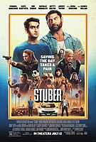 Picture of a movie: Stuber