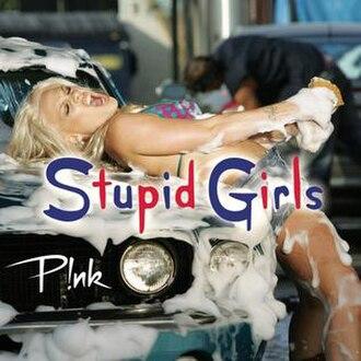 Stupid Girls - Image: Stupid Girls Pink