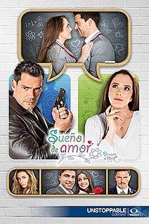 <i>Sueño de amor</i> (2016 TV series)