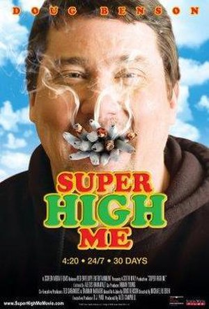 Super High Me - Original film poster