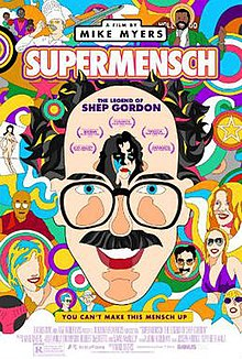 Shep gordon supermensch