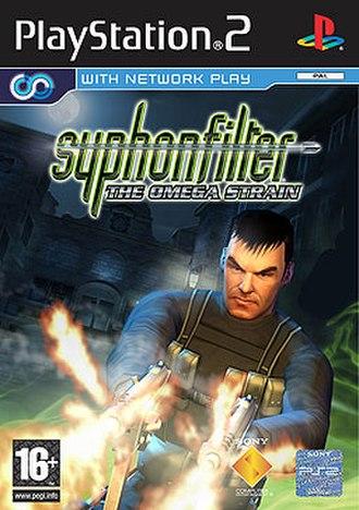 Syphon Filter: The Omega Strain - Image: Syphon Filter The Omega Strain