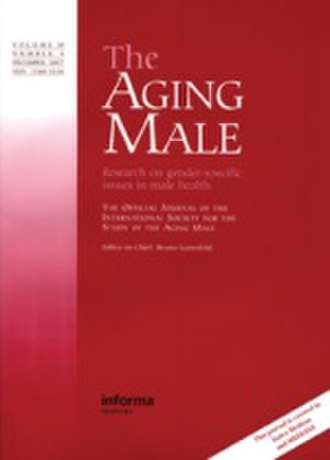 The Aging Male - Image: Tam front cover