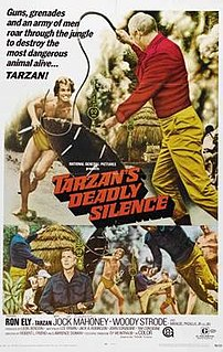 <i>Tarzans Deadly Silence</i> 1970 film