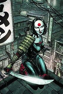 Katana (comics) DC Comics character